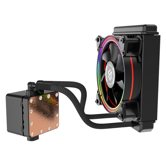 CPU Liquid Cooler RGB Alseye H120