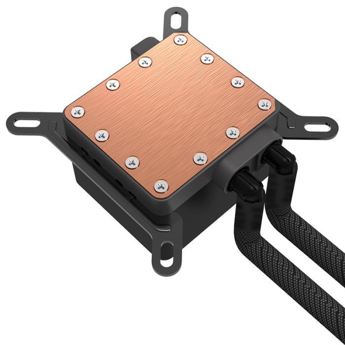 CPU Liquid Cooler RGB Alseye H120