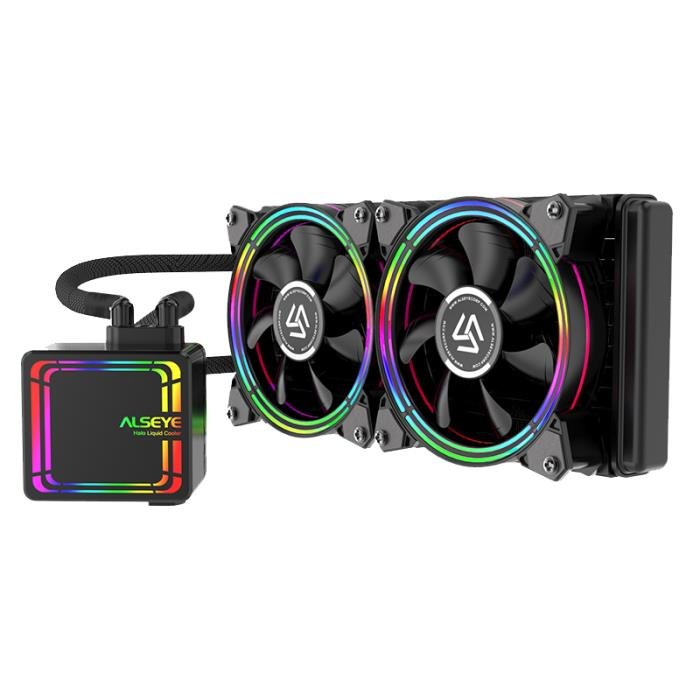 CPU Liquid Cooler RGB Kit Alseye H240