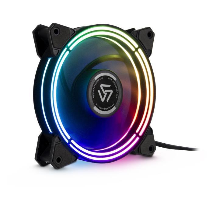 Case Cooler 12cm RGB-Fan  Alseye HALO 3.0