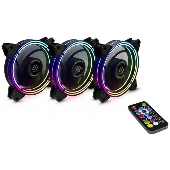 Case Cooler 12cm RGB-Fan kit Alseye HALO 3.0