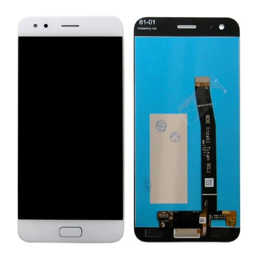 LCD with Touch Screen Asus ZE554KL Zenfone 4 White (OEM) 1