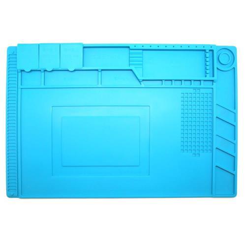 High Temperature Resistant Prescision Pad 42x28.8cm Light Blue