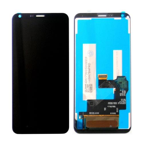 LCD with Touch Screen LG M700N Q6 Black (OEM)