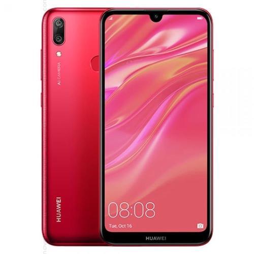 Mobile Phone Huawei Y7 (2019) (Dual SIM) 32GB 3GB RAM Coral Red