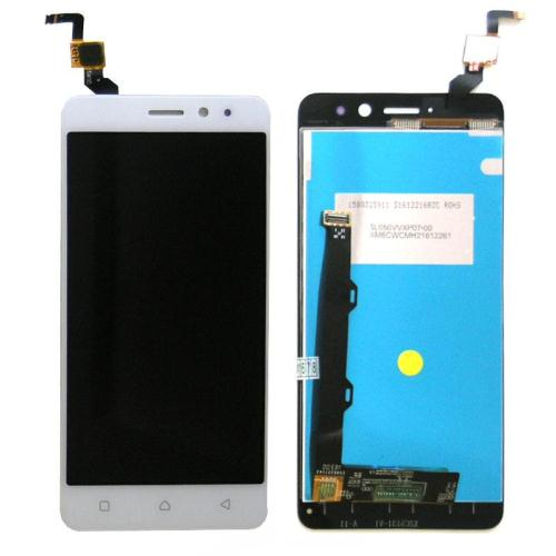 LCD with Touch Screen Lenovo K6 Power White (OEM)