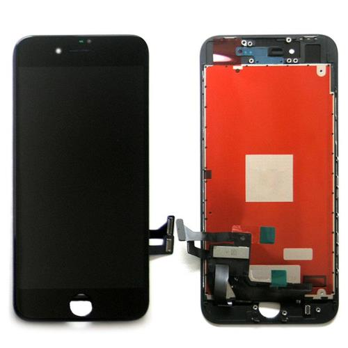 LCD with Touch Screen Apple iPhone 8 Black (OEM)