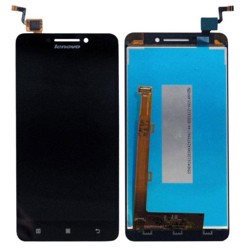 LCD with Touch Screen Lenovo A5000 Black (OEM)