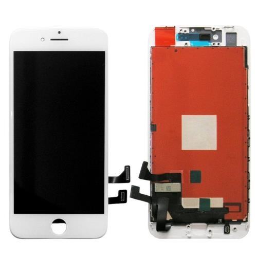 LCD with Touch Screen Apple iPhone 8 White (OEM)