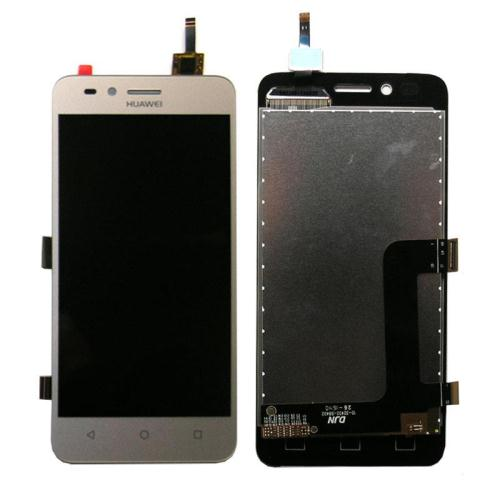 LCD with Touch Screen Huawei Y3II 4G Gold (OEM)