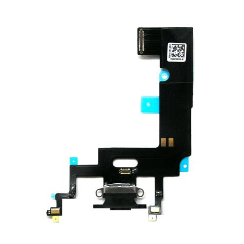 Flex Cable Apple iPhone XR with Plugin Connector Black (OEM)