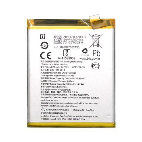 Original Battery OnePlus BLP685 6T (Bulk)