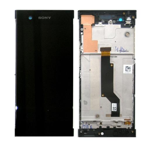 LCD with Touch Screen & Front Cover Sony Xperia XA1/ XA1 (Dual SIM) Black (Original)