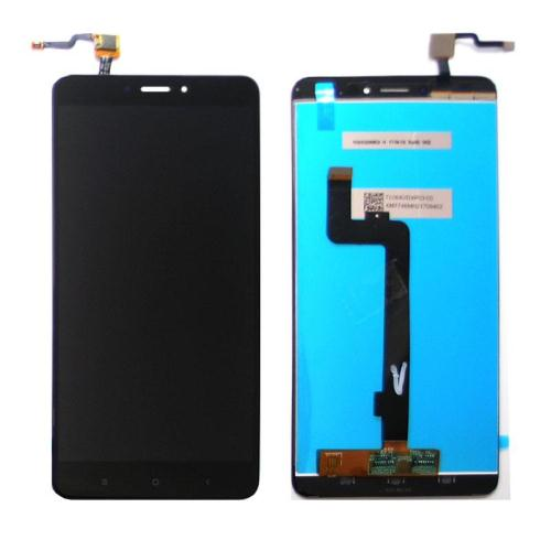 LCD with Touch Screen Xiaomi Mi Max 2 Black (OEM)