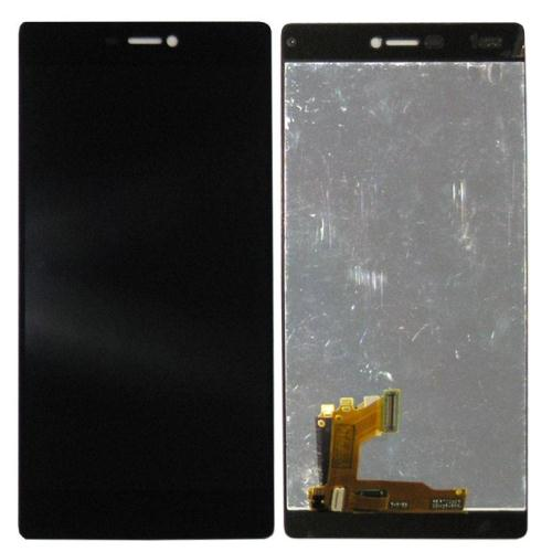 LCD with Touch Screen Huawei P8 Black (OEM)