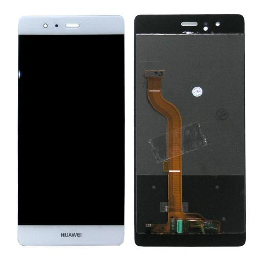LCD with Touch Screen Huawei P9 White (OEM)