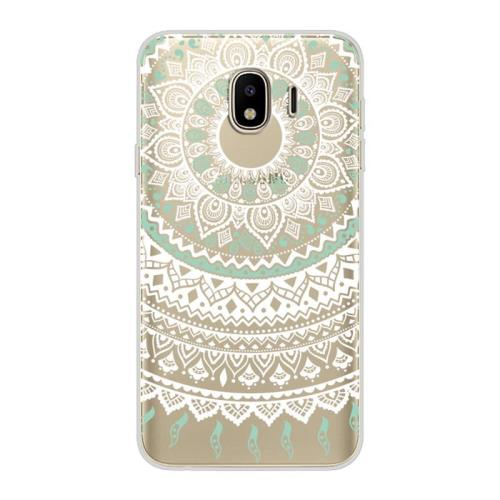 TPU inos Samsung J400F Galaxy J4 (2018) Art Theme Dreamcatcher
