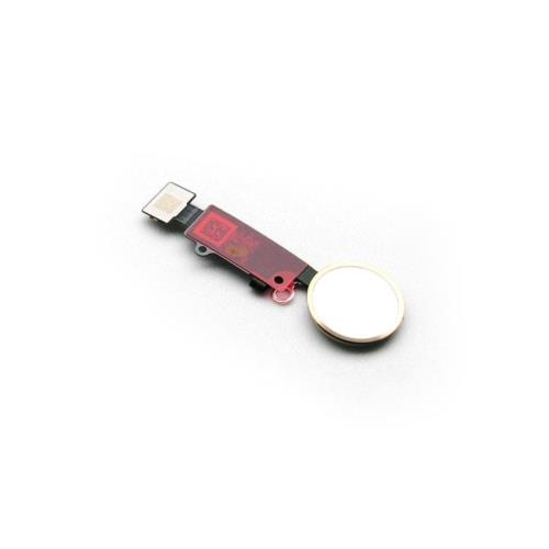 Home Button Flex Cable with External Home Button Apple iPhone 7 Gold (OEM)