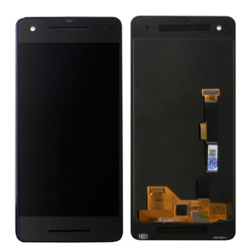 LCD with Touch Screen Google Pixel 2 Black (OEM)