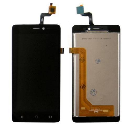 LCD with Touch Screen Wiko Freddy Black (OEM)