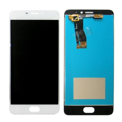 LCD with Touch Screen Meizu M5 Note White (OEM)