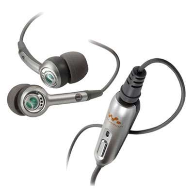 Hands Free Stereo Sony Ericsson HPM-70 Silver