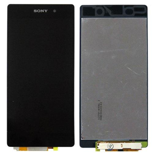 LCD with Touch Screen Sony Xperia Z2 Black (OEM)