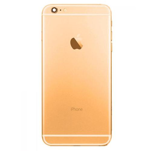Battery Cover Apple iPhone 6 (Full Set) Gold (OEM)