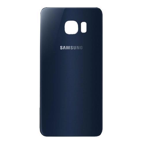 Battery Cover Samsung G928 Galaxy S6 edge+ Black Sapphire (OEM)