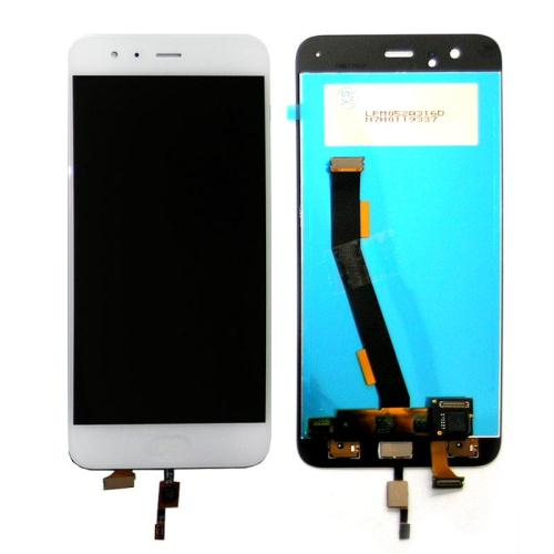 LCD with Touch Screen Xiaomi Mi 6 White (OEM)