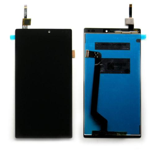 LCD with Touch Screen Lenovo A7010 Vibe K4 Note Black (OEM)