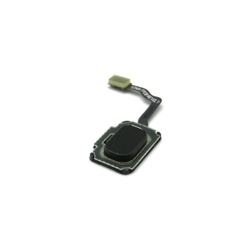 Home Button Flex Cable with External Home Button Samsung G960F Galaxy S9 Black (Original)