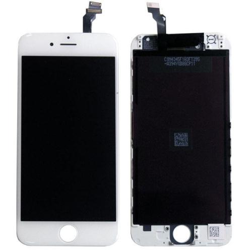 LCD with Touch Screen Apple iPhone 6 White (OEM)