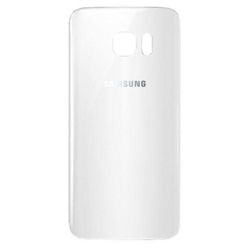 Battery Cover Samsung G930 Galaxy S7 White (OEM) 1