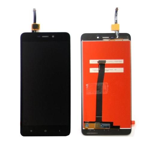 LCD with Touch Screen Xiaomi Redmi 4A Black (OEM)