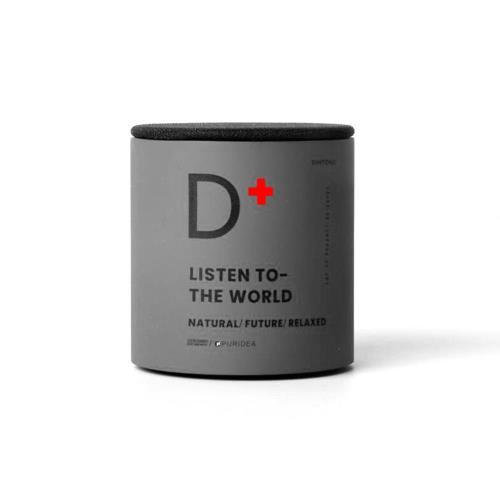 Portable Bluetooth Speaker Puridea i9 3W Grey