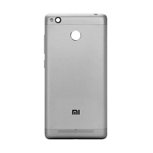 Battery Cover Xiaomi Redmi 3S Grey (OEM)