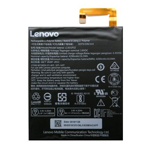 Original Battery Lenovo L13D1P32 A8-50 A5500 (Bulk)