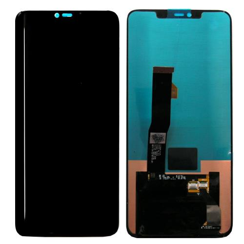 LCD with Touch Screen Huawei Mate 20 Pro Black (OEM)