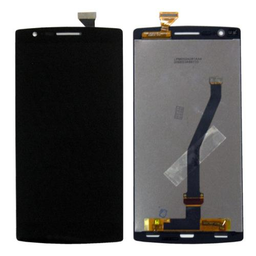 LCD with Touch Screen OnePlus One Black (OEM)
