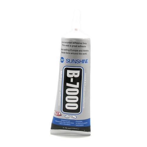 Glue B-7000 for Lens 110ml 3.7 Fl.oz Clear Upgraded