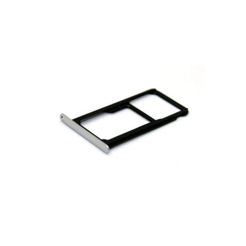 Sim Card Holder Huawei P9 Lite (Dual SIM) White (OEM)
